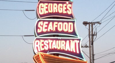 Photo of Seafood Restaurant Captain George's Seafood at 1956 Laskin Rd, Virginia Beach, VA 23454, United States