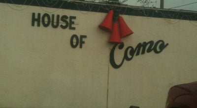 Photo of Mediterranean Restaurant House Of Como at 2700 S Kentucky Ave, Evansville, IN 47714, United States