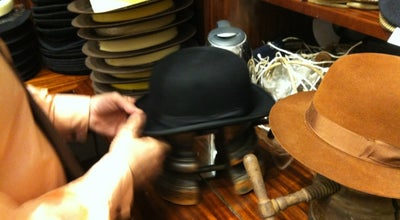 Photo of Men's Store Bates Hats at 21a Jermyn Street, London SW1Y 6HP, United Kingdom