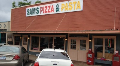 Photo of Italian Restaurant Sam's Pizza And Pasta at 601 Cedar St, Cedar Hill, TX 75104, United States