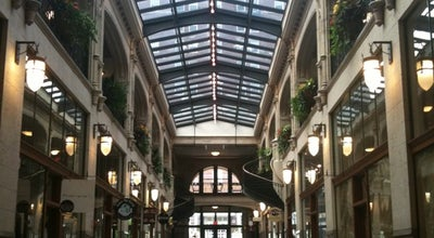 Photo of Monument / Landmark Grove Arcade at 1 Page Avenue, Asheville, NC 28801, United States