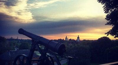Photo of Historic Site Чернігівський Вал-Фортеця at Вул. Преображенська, 1, Чернігів, Ukraine