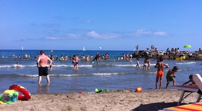 Photo of Beach Bagni Oneglio at Imperia, Italy