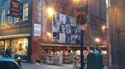Photo of Bookstore Brattle Book Shop at 9 West St, Boston, MA 02111, United States