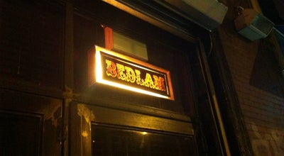 Photo of Nightclub Bedlam at 40 Avenue C, New York, NY 10009, United States