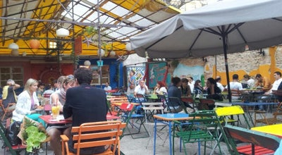 Photo of Beer Garden Ellátó Kert at Kazinczy U. 48., Budapest 1075, Hungary