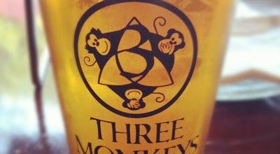 Photo of American Restaurant Three Monkeys at 3153 Morganford Rd, Saint Louis, MO 63116, United States