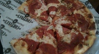 Photo of Pizza Place Cortina's Italian Market & Pizzeria at 2175 W Orange Ave, Anaheim, CA 92804, United States