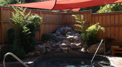 Photo of Spa Chozu Bath and Tea Gardens at 832 A St, Ashland, OR 97520, United States