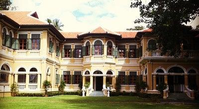 Photo of History Museum บ้านชินประชา สถาปัตยกรรมชิโน-โปรตุกีส (Sino-Portuguese Architecture) at Vichit Songkram Rd, Mueang Phuket 83000, Thailand