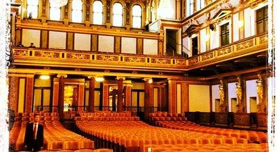 Photo of Concert Hall Goldener Saal at Bösendorferstr. 12, Wien 1010, Austria