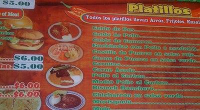 Photo of Mexican Restaurant Mi Tierra Linda Taqueria at 1209 Willow Rd, Menlo Park, CA 94025, United States