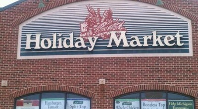 Photo of Grocery Store Holiday Market at 520 S Lilley Rd, Canton, MI 48188, United States