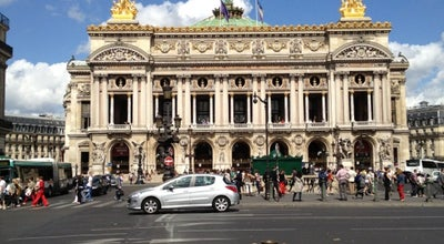 Photo of Plaza Place de l'Opéra at Place De L'opéra, Paris 75009, France