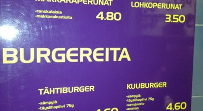 Photo of Burger Joint Yömakkara at Turuntie 22, Hämeenlinna 13130, Finland