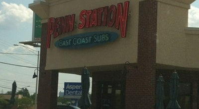 Photo of Sandwich Place Penn Station East Coast Subs at 820 Coliseum Blvd E, Fort Wayne, IN 46805, United States