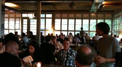Photo of Italian Restaurant Rosso at Geroldstrasse 31, Zürich 8005, Switzerland