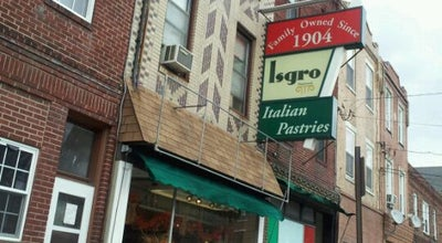 Photo of Bakery Isgro Pastries at 1009 Christian St, Philadelphia, PA 19147, United States