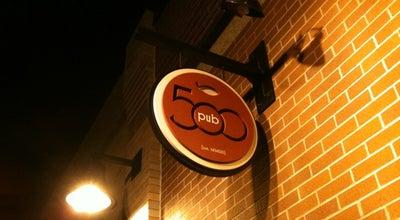 Photo of Restaurant Pub 500 at 500 South Front Street, Mankato, MN 56001, United States
