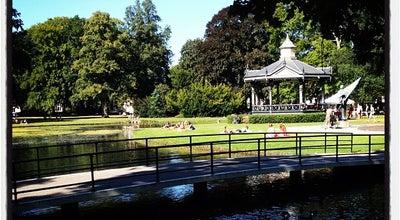 Photo of Park Oranjepark at Kerklaan/van Der Houven Van Oordtlaan, Apeldoorn 7311, Netherlands