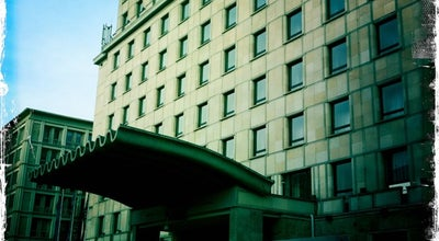 Photo of Hotel Mercure Warszawa Grand at Krucza 28, Waszawa 00-522, Poland