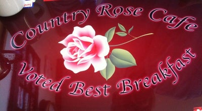 Photo of American Restaurant Country Rose Cafe at 756 San Benito Road (downtown), Hollister, CA 95023, United States