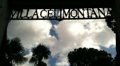 Photo of Park Villa Celimontana at Piazza Della Navicella, Roma 00184, Italy