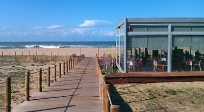 Photo of Coffee Shop Grão de Areia at Av. Beira Mar, Vila Nova de Gaia 4400-382, Portugal
