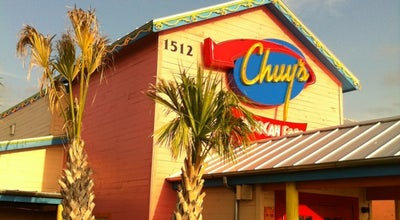Photo of Mexican Restaurant Chuy's at 1512 Harvey Rd, College Station, TX 77840, United States