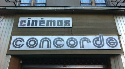 Photo of Movie Theater Le Concorde at 2-4 Rue De La Convention, Nantes 44100, France