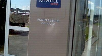 Photo of Hotel Novotel Porto Alegre Airport at Av. Severo Dullius, 2055, Porto Alegre 90200-310, Brazil