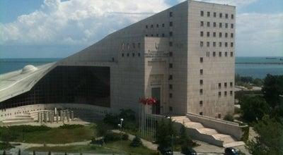 Photo of Opera House Samsun Devlet Opera ve Balesi at Karadeniz Sahil Yolu Atatürk Bulvarı, Samsun, Turkey
