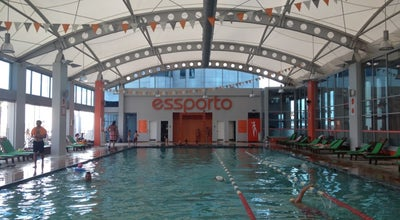 Photo of Pool Essporto Swimming Pool at Buyukdere Cad. No: 171 Levent (metrocity), Turkey