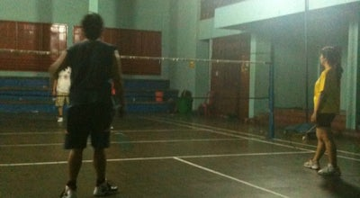Photo of Basketball Court GOR kerobokan at Jl Raya Kesambi, badung 80361, Indonesia