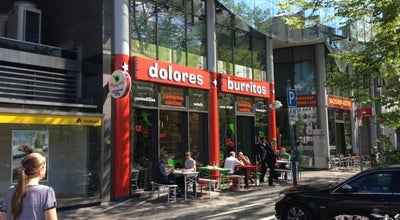 Photo of Burrito Place dolores* at Bayreuther Str. 36, Berlin 10789, Germany