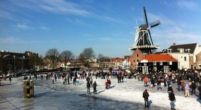 Photo of Monument / Landmark Molen De Adriaan at Scheepmakersdijk, Haarlem 2011, Netherlands