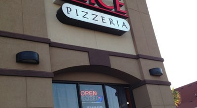 Photo of Pizza Place Slice Pizzeria at 710 S. Croatan Highway, Kill Devil Hills, NC 27948, United States