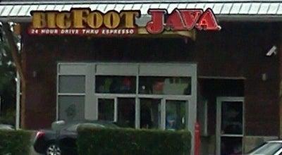 Photo of Coffee Shop Bigfoot Java at 802 14th St Ne, Auburn, WA 98002, United States