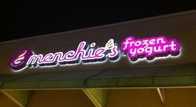 Photo of Frozen Yogurt Menchie's Frozen Yogurt at 7339 W Sand Lake Rd, Orlando, FL 32819, United States