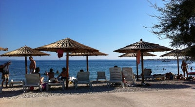 Photo of Beach Bar Na Mulu at Šetnica Jadro 14, Vir 23234, Croatia