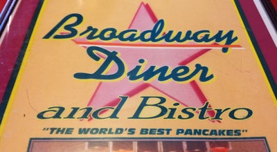 Photo of Diner Broadway Diner and Bistro at 226 Broadway, Bayonne, NJ 07002, United States