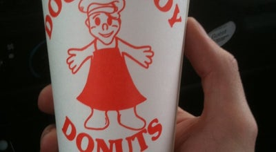 Photo of Donut Shop Doughboy Donuts and Deli at 220 Dorchester Ave, Boston, MA 02127, United States
