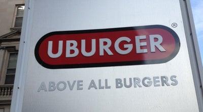 Photo of Burger Joint UBurger at 636 Beacon St, Boston, MA 02215, United States
