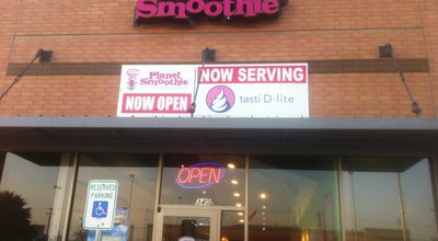 Photo of Smoothie Shop Planet Smoothie at 2014 W University Dr, McKinney, TX 75071, United States
