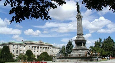 Photo of Monument / Landmark Паметник на свободата (Monument of Liberty) at Пл. Свобода, Русе 7000, Bulgaria