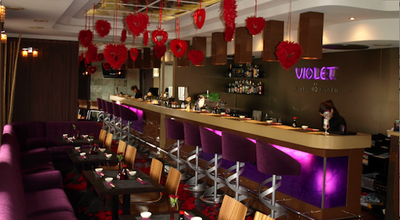 Photo of Sushi Restaurant Violet Sushi at Ul. Święty Marcin 9, Poznań, Poland