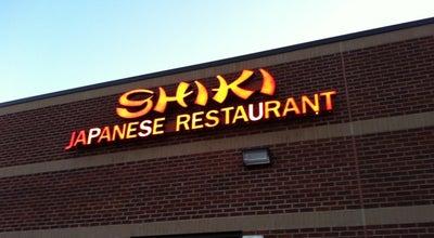 Photo of Japanese Restaurant Shiki Japanese Restaurant at 448 Utility Dr., Clemmons, NC 27012, United States