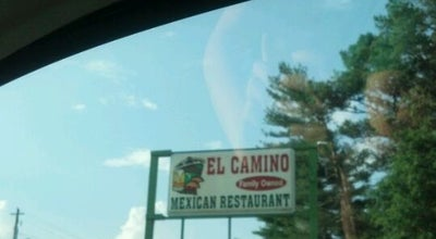 Photo of Mexican Restaurant El Camino Mexican Restaurant at 305 N Broad St, Winder, GA 30680, United States