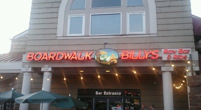 Photo of Bar Boardwalk Billy's Raw Bar & Ribs at 9005 J M Keynes Dr, Charlotte, NC 28262, United States