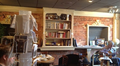 Photo of Coffee Shop 49 West Coffeehouse Winebar & Gallery at 49 West St, Annapolis, MD 21401, United States